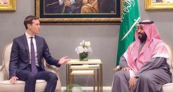 'Kushner, Suudi Prens'e Kaşıkçı krizini atlatması için tavsiyeler verdi'