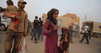 28 bin Suriyeli Ürdün'den ülkesine döndü