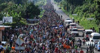 ABD'den, göç aldığı Orta Amerika'ya 10,6 milyar dolarlık yatırım