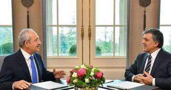 Abdullah Gül-Kılıçdaroğlu görüşmesinde ne konuşulduğu merak ediliyor