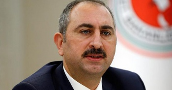 Adalet Bakanı Gül'den İsrailli bakana tepki