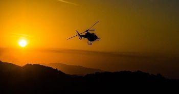 BAE'de helikopter düştü: 4 ölü