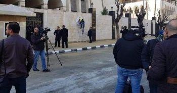 BAE'nin Şam'daki büyükelçiliği yeniden açıldı
