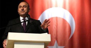 Bakan Çavuşoğlu: Suriye'de bir leş kargası varsa o da YPG/PKK'dır