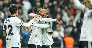 Beşiktaş üst üste üçüncü galibiyet peşinde