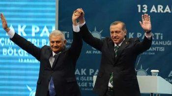 Binali Yıldırım AK Parti'nin İstanbul adayı oldu