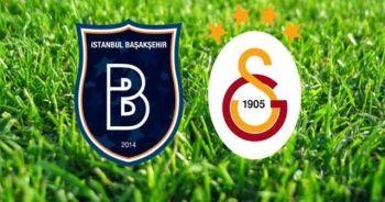 CANLI İZLE: Başakşehir Galatasaray Canlı İzle | Başakşehir Galatasaray Şifresiz Canlı izle | maç skoru kaç kaç