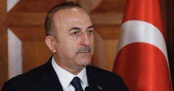Çavuşoğlu: ABD'nin Suriye'den çekilme kararında en önemli faktör Türkiye