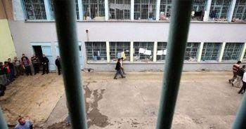 Cezaevlerinde mahkum sayısında yüzde 15,7 artış yaşandı