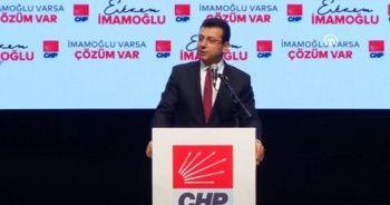 CHP, İmamoğlu'nu resmen ilan etti