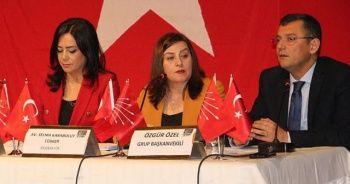CHP'li Özel: Cumhur İttifakı dışında kalan herkes bizim ittifak ortağımız