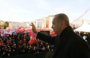 Cumhur İttifakı ile İstanbul'da her yerini CHP zulmünden kurtaralım