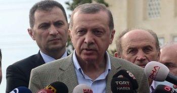 Cumhurbaşkanı Erdoğan'a Ekrem İmamoğlu soruldu