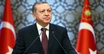Cumhurbaşkanı Erdoğan'a 'Küresel Müslüman Kişilik Ödülü'