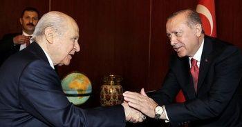 Cumhurbaşkanı Erdoğan, Bahçeli'den Adana'yı istedi