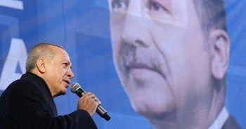 Cumhurbaşkanı Erdoğan'dan dikkat çeken 'Fransa' açıklaması