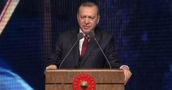 Cumhurbaşkanı Erdoğan'dan FETÖ açıklaması