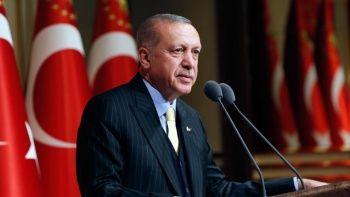 Cumhurbaşkanı Erdoğan'dan dikkat çeken sözler