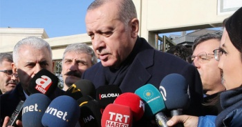 Cumhurbaşkanı Erdoğan'dan son dakika  Münbiç açıklaması