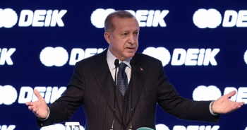 Cumhurbaşkanı Erdoğan: Kılıçdaroğlu'nun hendek kazan teröristten farkı yok