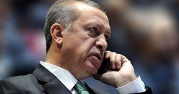 Cumhurbaşkanı Erdoğan Rize Valisi'ni aradı