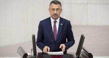 Cumhurbaşkanı Yardımcısı Oktay: ''Tek adamlık' iddiası  millete hakarettir'