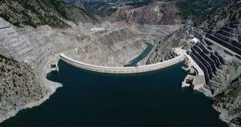 Deriner Barajı'ndan ekonomiye büyük katkı... Resmen para bastı!