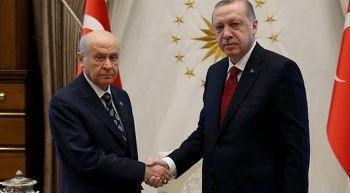 Devlet Bahçeli'den 'Erdoğan ile görüşme' açıklaması