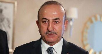 Dışişleri Bakanı Çavuşoğlu: Yaptırımın her türlüsüne karşıyız