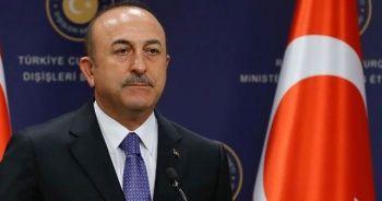 Dışişleri Bakanı Mevlüt Çavuşoğlu, Endonezya Dışişleri Bakanı ile görüştü