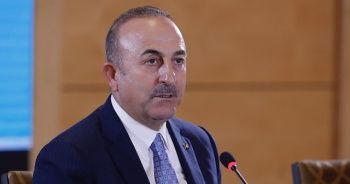 Dışişleri Bakanı Çavuşoğlu: Münbiç'i ABD çekilmeden halledebiliriz