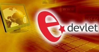 e-Devlet'ten büyük yenilik