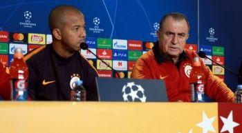 Fatih Terim: Gomis'in yerine iyi oyuncu alınacağı söylendiği için biz de onay verdik