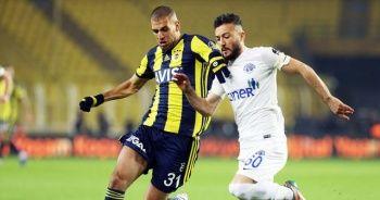 Fenerbahçe-Kasımpaşa Maçı 2-2 sona erdi | FB Kasımpaşa maçı özeti ve golleri İZLE