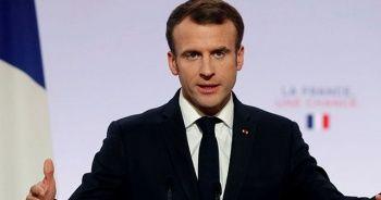 Fransa Cumhurbaşkanı Macron'dan çok önemli 'duyuru'