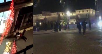 Fransa'da silahlı saldırı: 2 ölü, 11 yaralı