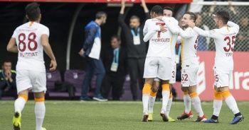 Galatasaray kupada Keçiörengücü'nü 2-1 yendi