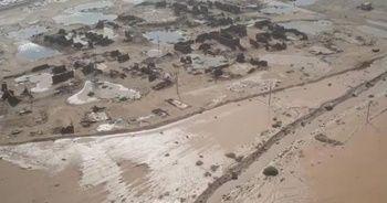 Irak'ı sel vurdu: 7 ölü