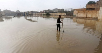 Irak'ta sel: 7 ölü