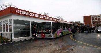 Isparta Belediyesi parklarda ücretsiz internet kuruyor