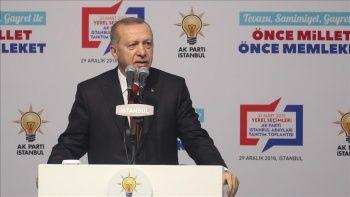 İşte AK Parti'nin İstanbul'un belediye başkan adayları