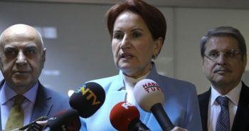 İYİ Parti Genel Başkanı Akşener, Mansur Yavaş'la görüşecek