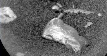 Mars'ta bulunan parlak cisim bilim dünyasını heyecanlandırdı