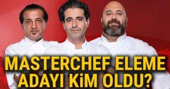 MASTERCHEF 3 ARALIK | Master Şef'te ELEME Adayları Kim Oldu? İşte eleme adayları