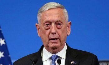 Mattis'e göre Kuzey Kore ABD için en ivedi tehdit