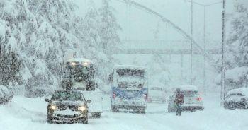 Meteoroloji'den 32 il için kar yağışı uyarısı
