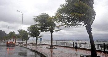 Meteoroloji'den Akdeniz'de fırtına uyarısı