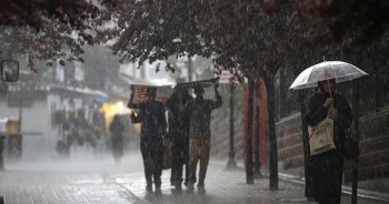 Meteoroloji'den Marmara için önemli uyarı