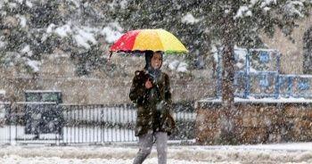 Meteoroloji tarih verdi... İstanbul'a kar geliyor
