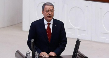 Milli Savunma Bakanı Hulusi Akar: 'Sincar'ın yeni bir Kandil olmasına asla müsaade etmeyeceğiz'